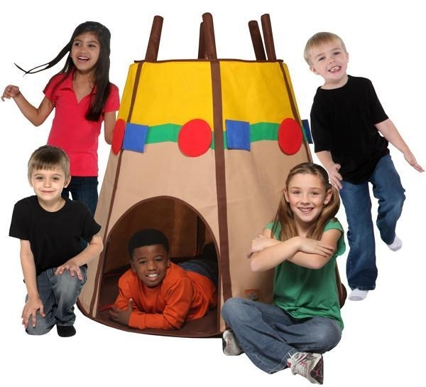 Teepee Play Tent - Se-tep - Equine Sports Tent Pegging SE-TEP