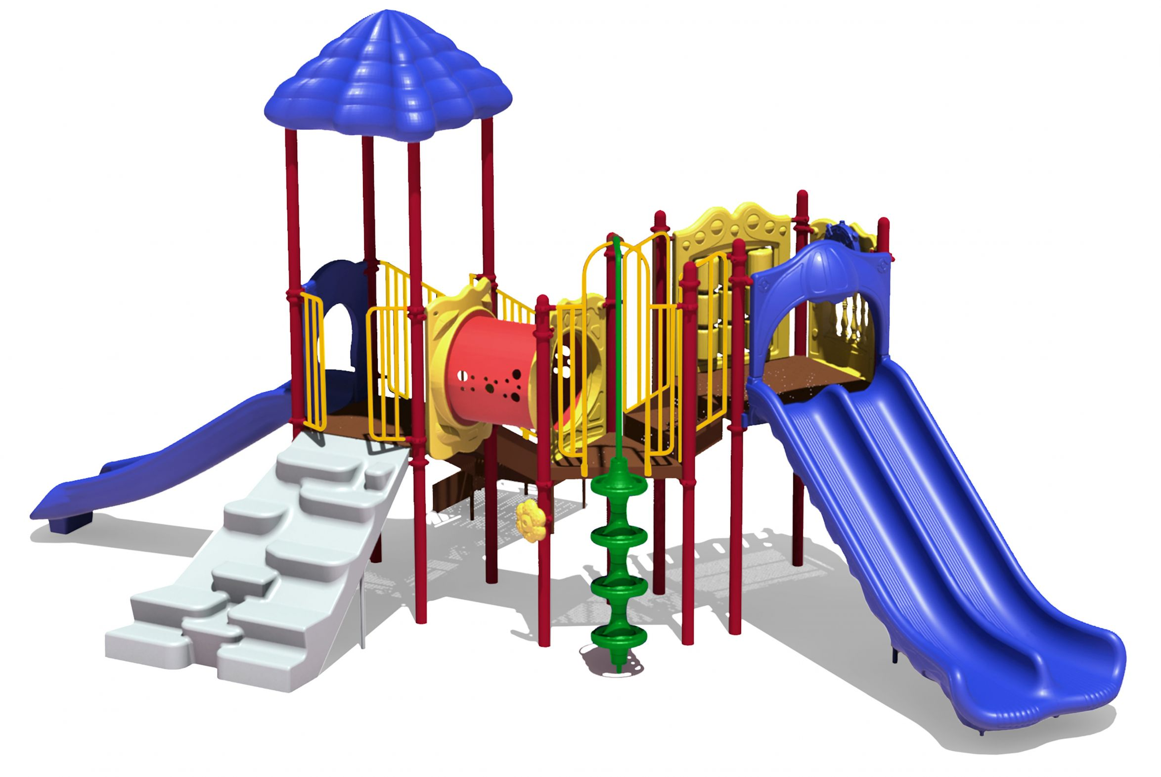 Toys Swings & Slides - Uplay-019-p - Falcon's Roost (playful) UPLAY-019-P