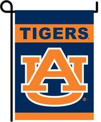 Collegiate Sports Ncaa College Auburn Aub Tigers Garden Flags - 83045 - Auburn Garden Flag 83045