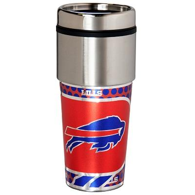 Buffalo Bills S/s Thermal Tumbler - 46523 - Football Nfl Football Buffalo Bills Tumblers And Pint Glasses 46523