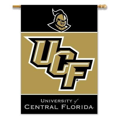 Collegiate Sports Ncaa College Central College Central Dutch 2sided Garden Flags - 96259 - Central Florida 2-sided 28 X 40 Banner 96259