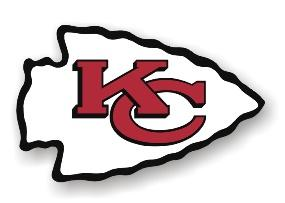 "Football Nfl Football Kansas City Chiefs Tumblers And Pint Glasses - 98746 - Kansas City Chiefs 12"" Magnet 98746"