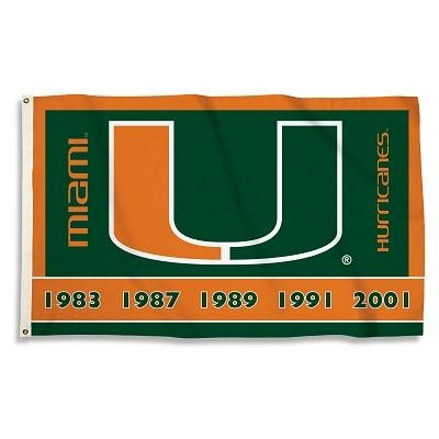 Miami Champ Years 3 X 5 Flag - 95231 - Football Nfl Football Miami Dolphins Tumblers And Pint Glasses 95231