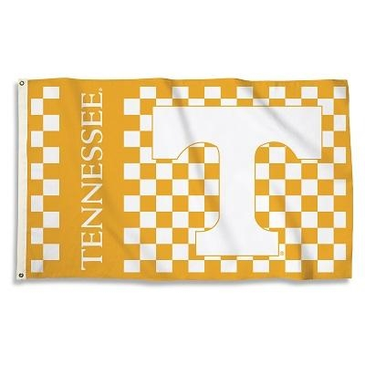 Tennessee Checker 3x5 Flag - 95901 - Strategy Board Games Checkers 95901