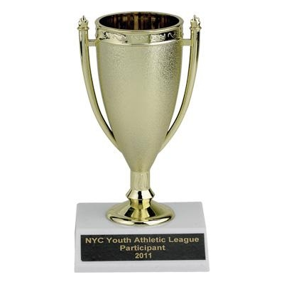 05-1/2 Inch Plastic Trophy Cup - Tr7081 - Awards Cups And Balls TR7081