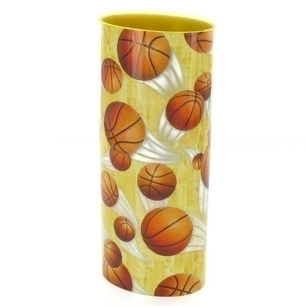 2-5/8 Inch Basketball Trophy Column - X9202 - Trophies And Awards Component Parts X9202
