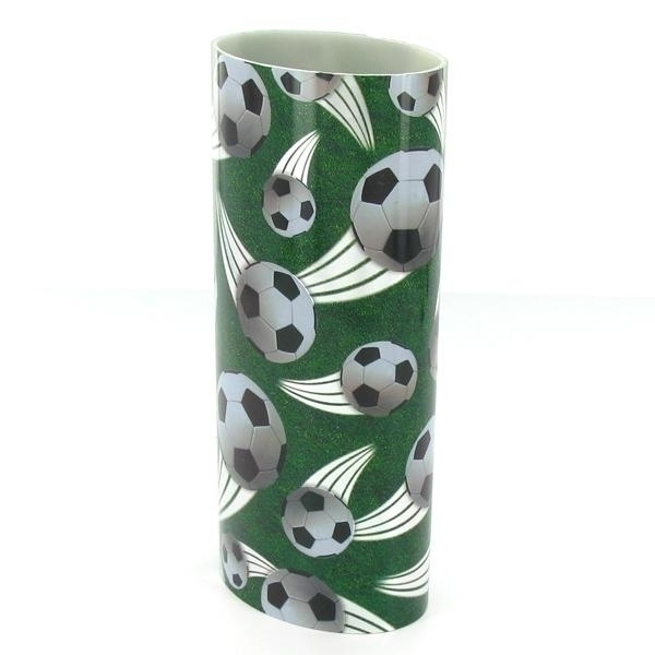 2-5/8 Inch Soccer Trophy Column - X9201 - Trophies And Awards Component Parts X9201