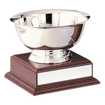 Toys Ride Ons - Tr1344 - 6 Inch Paul Revere Silver Bowl On Base TR1344