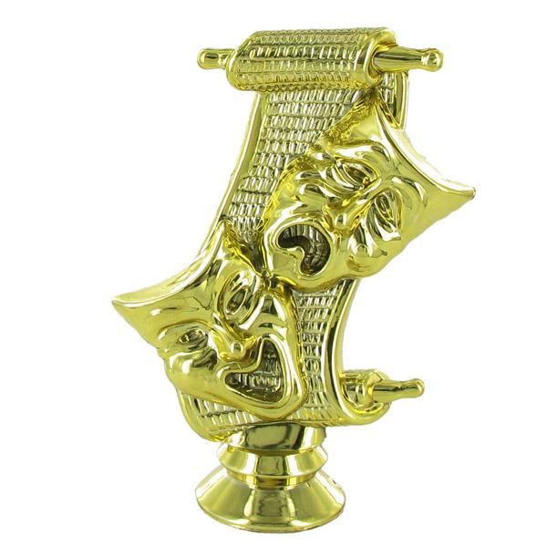 Drama Trophy Figure - F29537g - Tennis Trophies & Awards Trophies F29537G