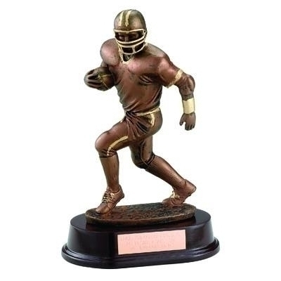 Football; 9 Inch Trophy - Tr7259 - Sports Awards Fantasy Football Trophies TR7259