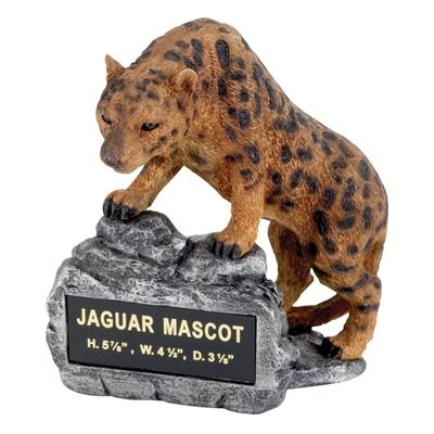 Jaguar Mascot Trophy - Mt2006 - Tennis Trophies & Awards Trophies MT2006