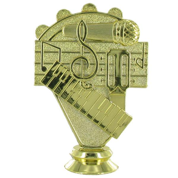 Music General Trophy Figure - F29540g - Trophies And Awards F29540G