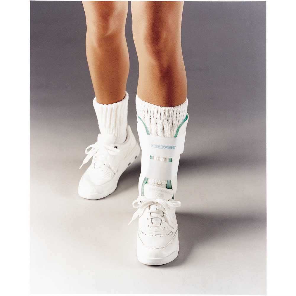 """Air Stirrup Ankle Brace Medium (training) Lefeet 9"""" Brace Length - Air100medlft - Health Care Body Part Knee And Leg Braces And Supports AIR100MEDLFT"""