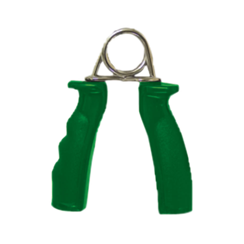 Track & Field Coaching Aids - Fab369grn - Cando Medium Resistance Fixed Grip With Ergogrip Covers Green - Green FAB369GRN
