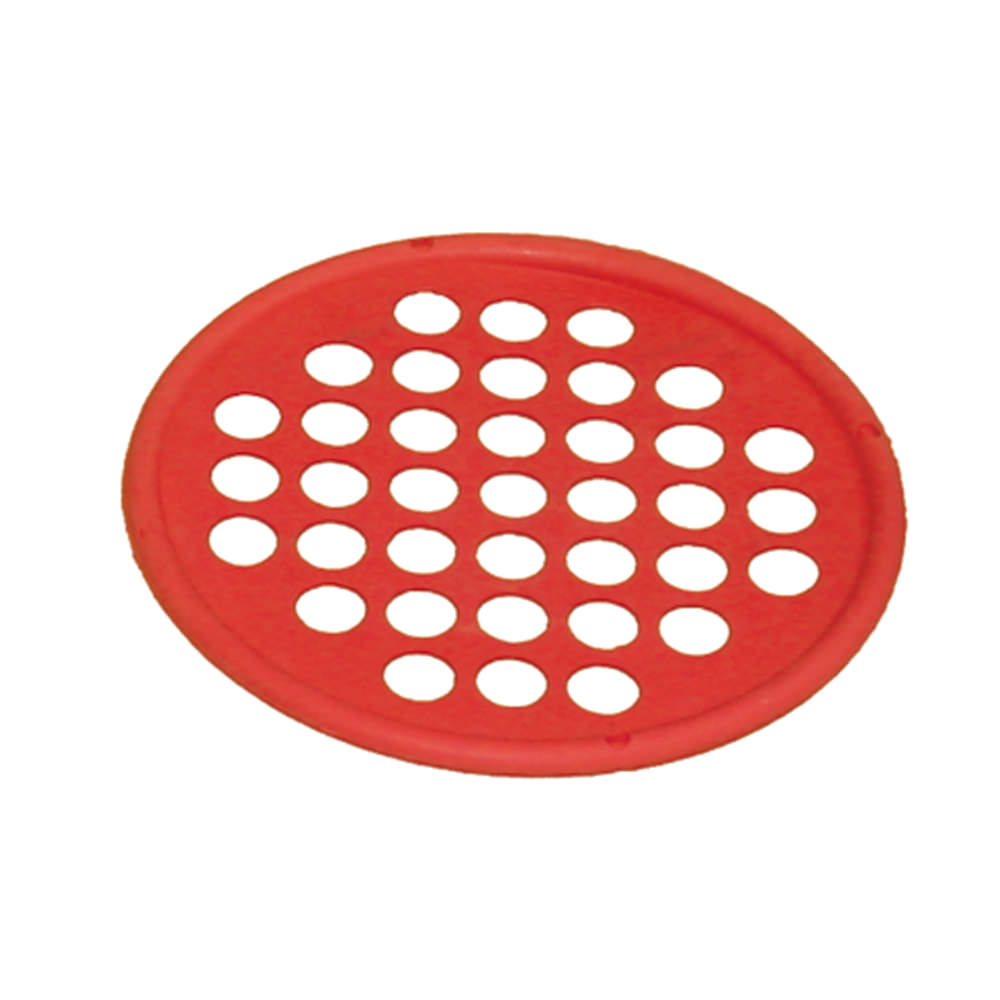 Cando Small Hand Exercise Web Low Powder Red - Red - Fab201rd - Exercise Burst Resistant Taining Exercise Balls FAB201RD