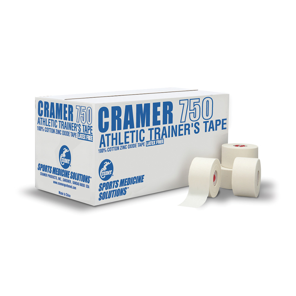 """Cramer 750 Athletic Tape1 1/2"""" 32/case - Crm103 - Health Care Sports Medicine Athletic Tape And Accessories CRM103"""