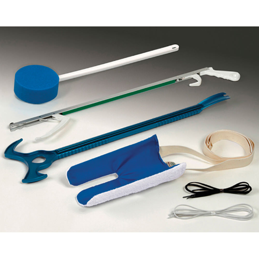 Deluxe Reach Assist Kit Aka Hip Kit - Mdk117 - Medical Aids For Daily Living Dressing Aids MDK117