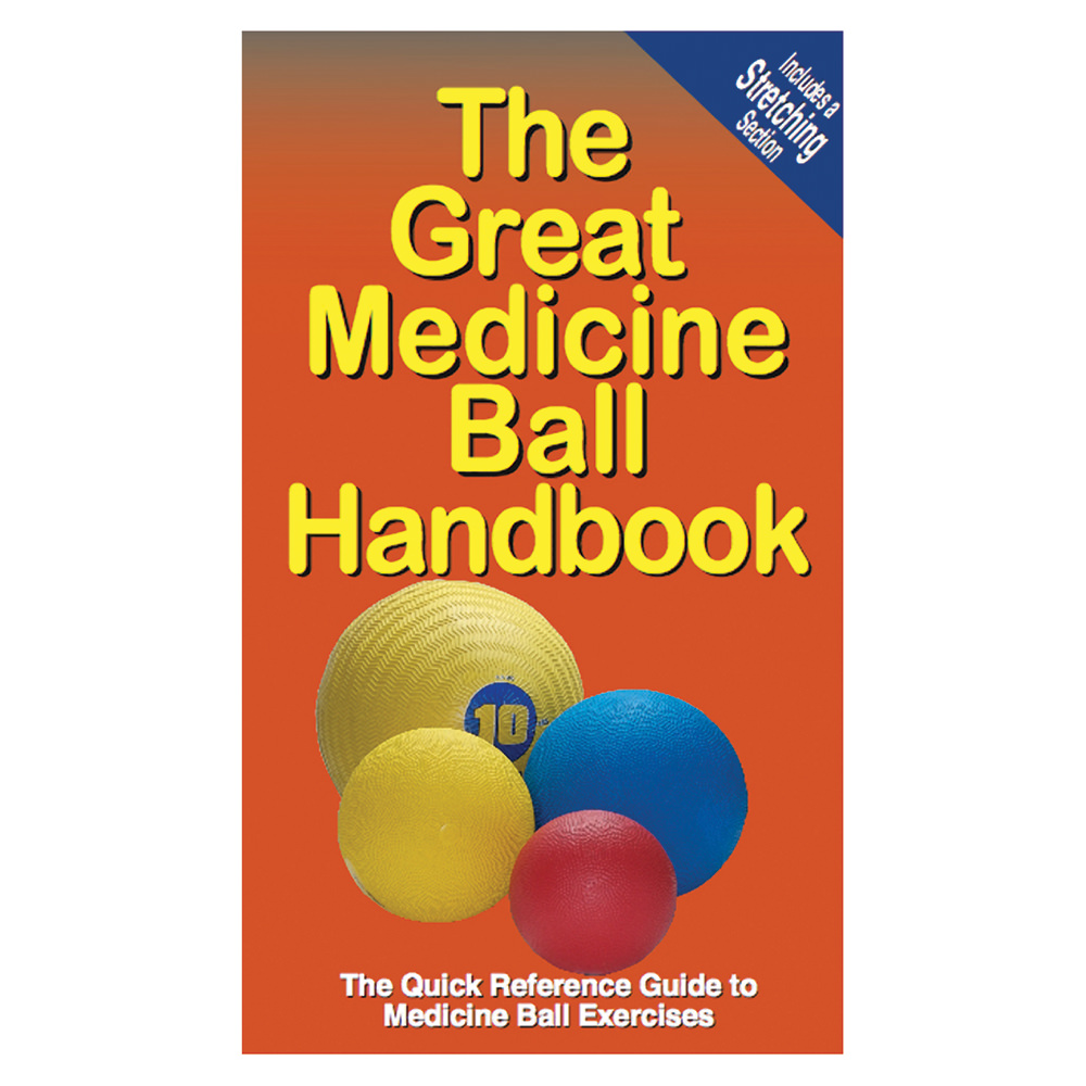 Mbh The Great Medicine Ball Handbook - Prf104 - Wrestling Wrestling Dvd And Videos Practice Dvd PRF104