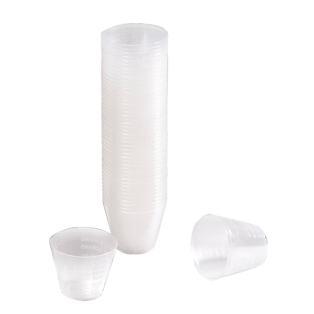 Medicine Cup 1 Oz Gradations 100/bag - Essc1108 - Household Appliance Medicine Cups ESSC1108