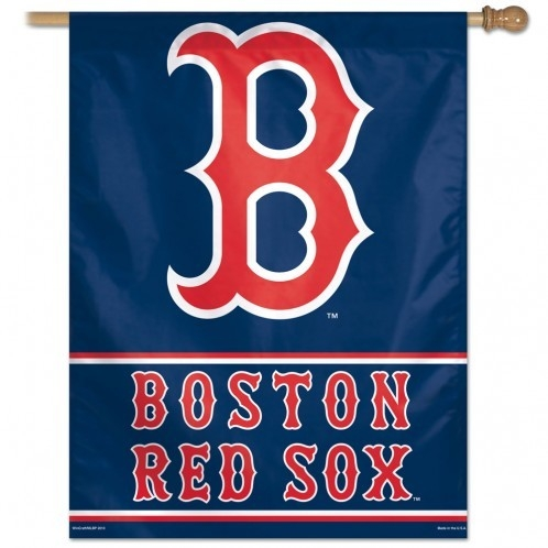 Facilities Management Table Cloth Tire Cover Tv Covers State Logo State Logo Tv Covers - 3208579714 - Boston Red Sox Banner 28x40 Vertical Logo Design 3208579714