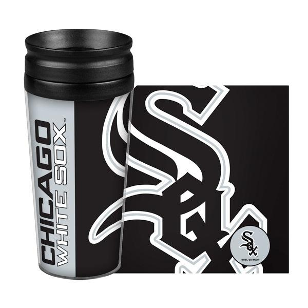 Chicago White Sox Travel Mug 14 Oz Full Wrap Hype Style - 8886046050 - Games Cornhole Flag Wraps Themed Wedding Wraps 8886046050