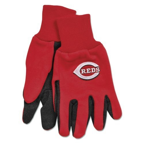 Soccer Soccer Official Size Net - 9960694065 - Cincinnati Reds Two Tone Gloves-adult Size 9960694065