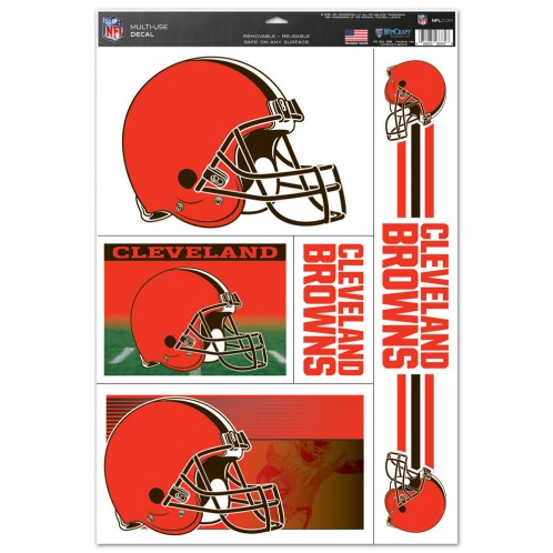 Baseball & Softball Mlb Baseball & Softball Cleveland Indians Decals - 3208503736 - Cleveland Browns Decal 11x17 Ultra 3208503736