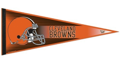 Baseball & Softball Mlb Baseball & Softball Cleveland Indians Pennants - 3208563763 - Cleveland Browns Pennant 3208563763