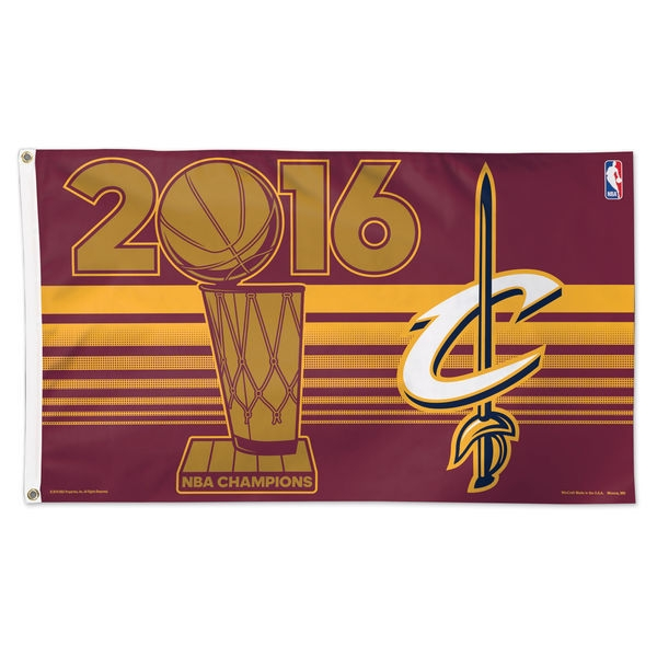 Tennis Racquets Accessories Grommets - 3208564511 - Cleveland Cavaliers Flag 3x5 Deluxe With Grommets Celebration Without Players 2016 Champions 3208564511