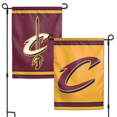 Officiating Linesman Flags - 3208579092 - Cleveland Cavaliers Garden Flag 12x18 3208579092