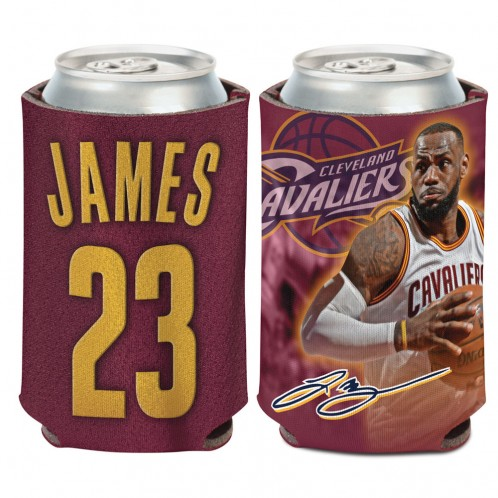 Facilities Management Water Coolers And Hydration Water Beverage Coolers - 3208534210 - Cleveland Cavaliers Lebron James Can Cooler 3208534210