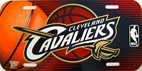 Baseball And Softball Bases Plates Home Plates - 3208584343 - Cleveland Cavaliers License Plate 3208584343