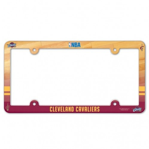 Baseball And Softball Bases Plates Poly Bases In 7 Colors - 3208590448 - Cleveland Cavaliers Plastic Full Color License Plate Frame 3208590448