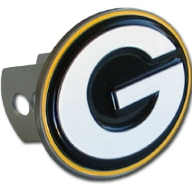 Green Bay Packers Trailer Hitch Logo Cover - 5460320115 - Baseball & Softball Mlb Baseball & Softball Tampa Bay Rays Trailer Hitch Covers 5460320115
