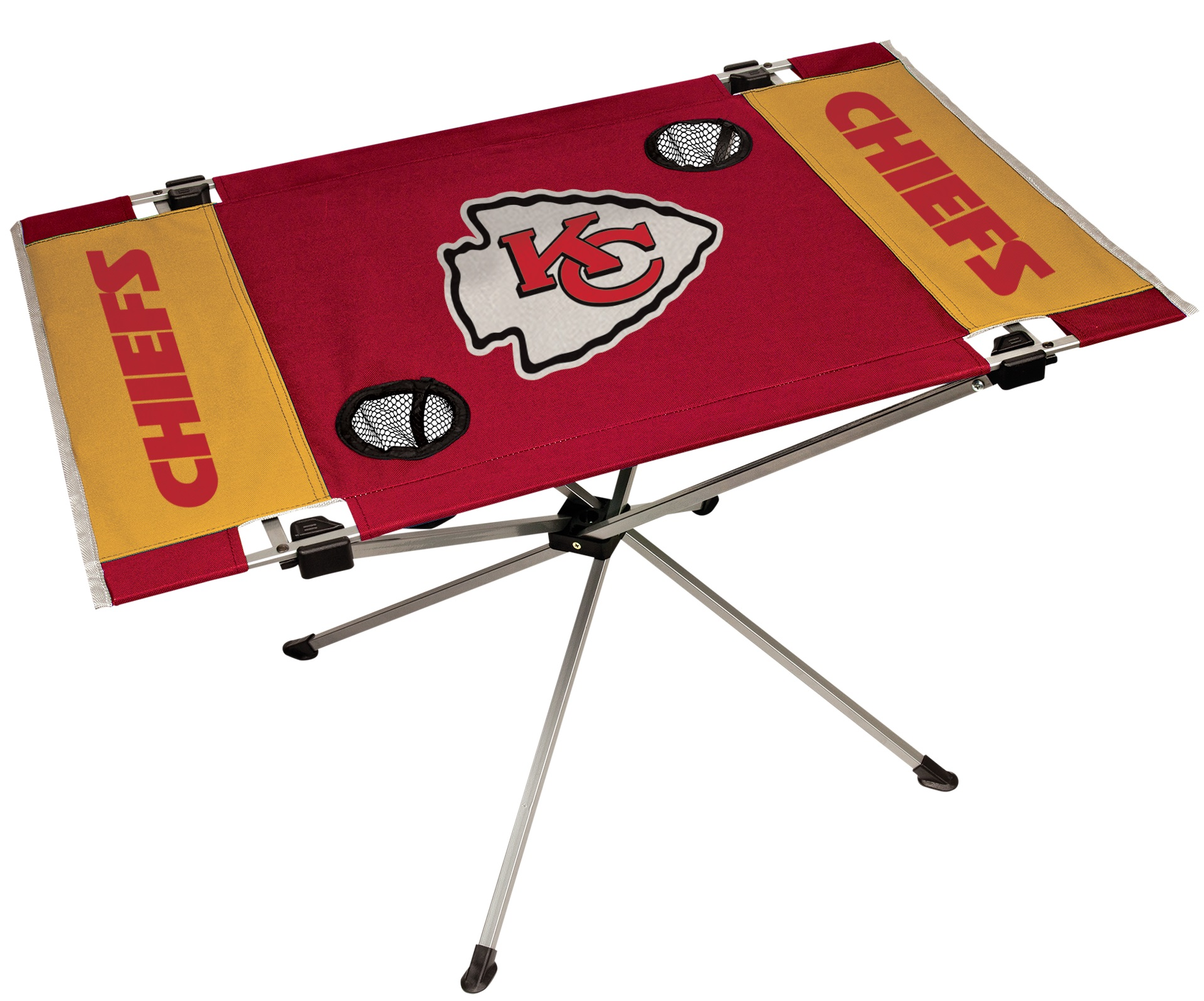 Toys Tables And Chairs - 1509933923 - Kansas City Chiefs Table Endzone Style 1509933923