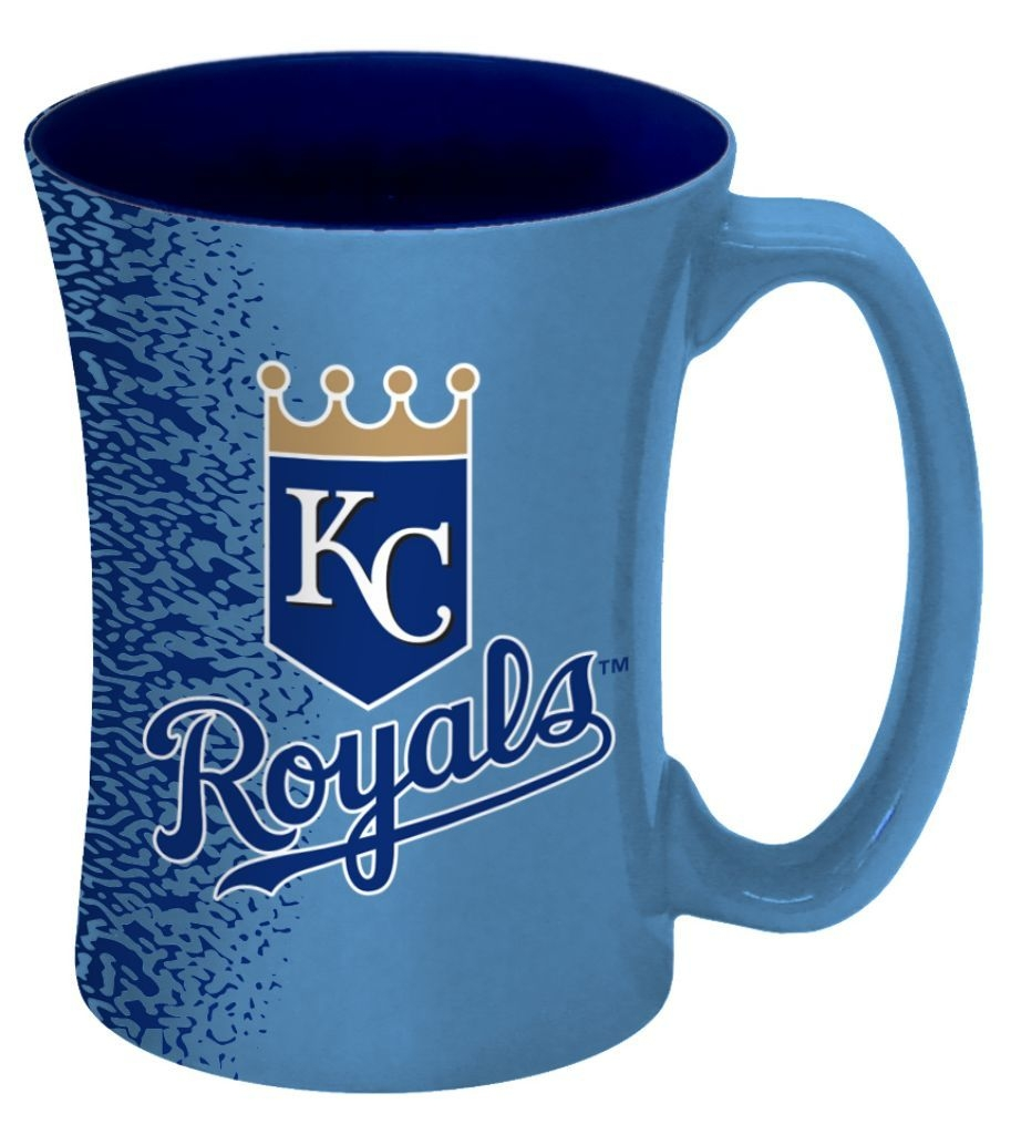 Baseball Mlb Baseball Kansas City S Coffee Mugs - 8886013606 - Kansas City S Coffee Mug-14 Oz Mocha 8886013606