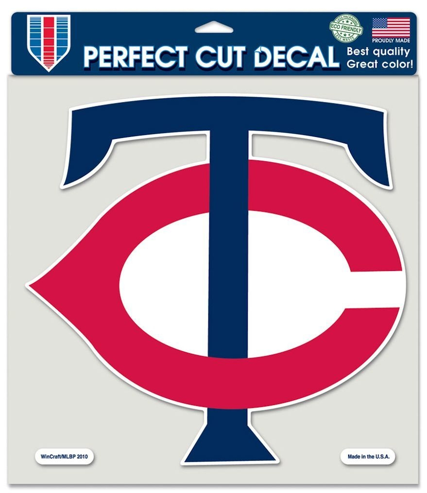 Baseball Mlb Baseball Minnesota Twins Decals - 3208579928 - Minnesota Twins Decal 8x8 Die Cut Color 3208579928
