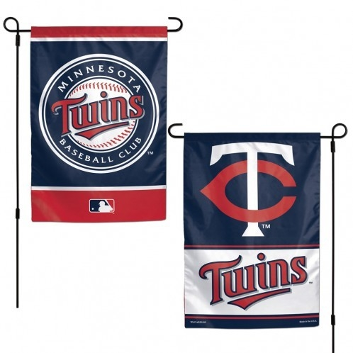 Soccer Short Sided - 3208516284 - Minnesota Twins Flag 12x18 Garden Style 2 Sided 3208516284