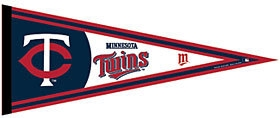 Baseball Mlb Baseball Minnesota Twins Pennants - 3208563806 - Minnesota Twins Pennant 3208563806