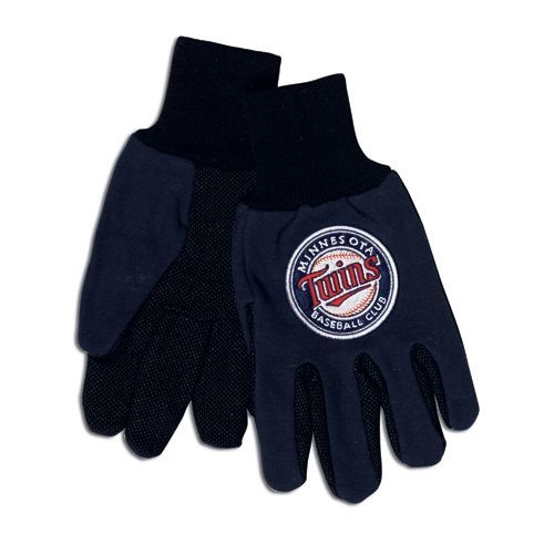 Soccer Soccer Official Size Net - 9960694074 - Minnesota Twins Two Tone Gloves-adult Size 9960694074