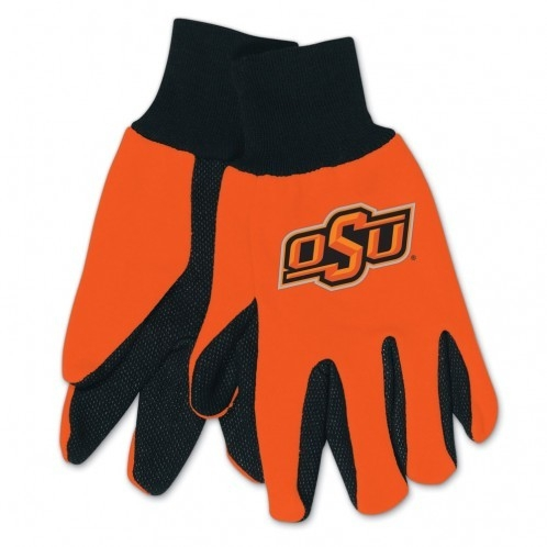 Soccer Soccer Official Size Net - 9960695972 - Oklahoma State Cowboys Gloves Two Tone Style Adult Size 9960695972