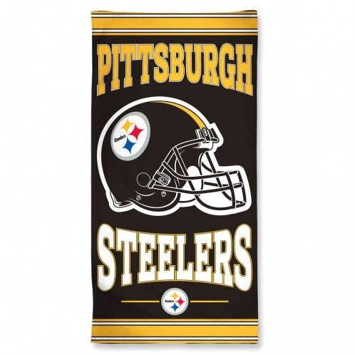 Volleyball Volleyball Training Coaching Aids - 9960618758 - Pittsburgh Steelers Beach Towel 9960618758