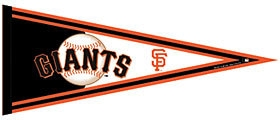 Games Giant Games - 3208563814 - San Francisco  Pennant 3208563814
