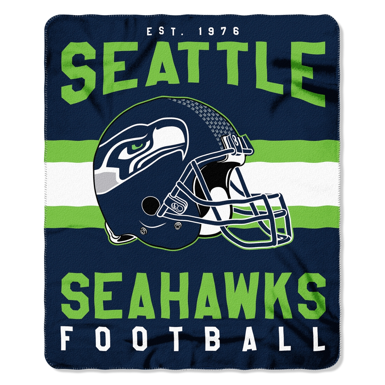 Gifts Fleece - 8791835020 - Seattle Seahawks Blanket 50x60 Fleece Singular Design