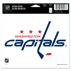 Collegiate Sports Ncaa College Capital Capital Crusaders Decals - 3208520546 - Washington Capitals Decal 5x6 Ultra Color 3208520546