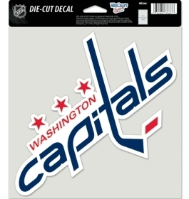 Collegiate Sports Ncaa College Capital Capital Crusaders Decals - 3208585642 - Washington Capitals Decal 8x8 Die Cut Color 3208585642