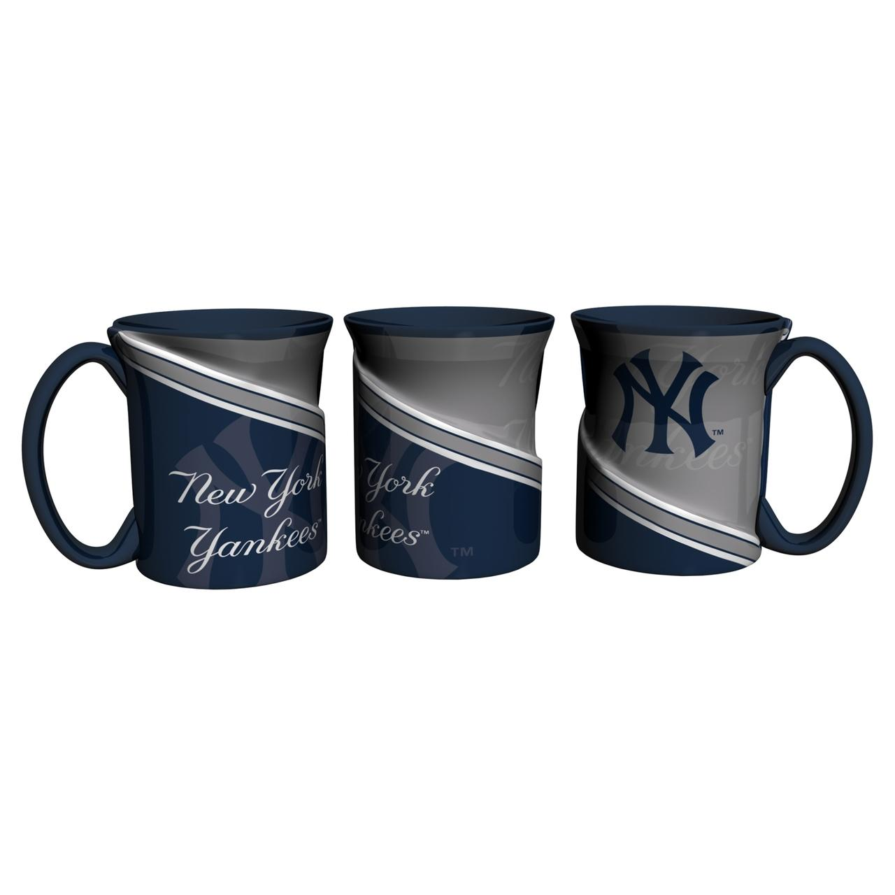 Baseball & Softball Mlb Baseball & Softball New York  Coffee Mugs - 8886013772 - New York  Coffee Mug 18oz Twist Style 8886013772