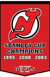 New Jersey Devils Banner - 78090 - Hockey Nhl Hockey New Jersey Devils Banners 78090