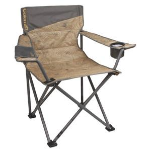 Coleman Big-n-tall Quad Chair Topo Print - 4012367 - Facilities Management Bar Stool Set Table Chair Metal State Logo Chairs Wood Metal Chairs 4012367