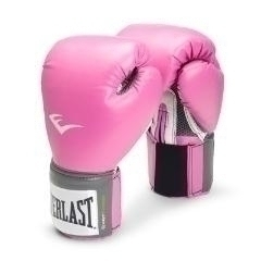 Everlast Pro Style Womens 12 Oz Training Gloves Pink - 517038 - Tennis Apparel Womens Performance Clothing: Jofit Collection Womens Tennis Clothing Life Style Collection From Jofit 517038